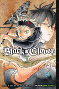 Black Clover Manga Volume 1