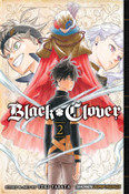 Black Clover Manga Volume 2