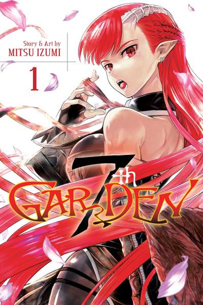 7th Garden Manga Volume 1