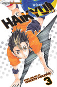 Haikyu!! Manga Volume 3