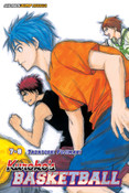 Kuroko's Basketball 2 in 1 Edition Manga Volume 4 + GWP