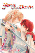Yona of the Dawn Manga Volume 3