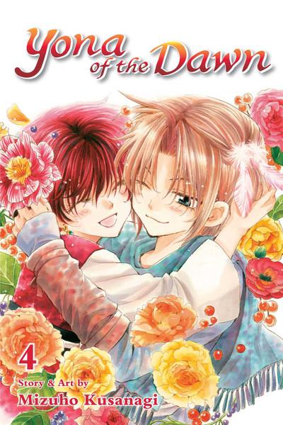 Yona of the Dawn Manga Volume 4