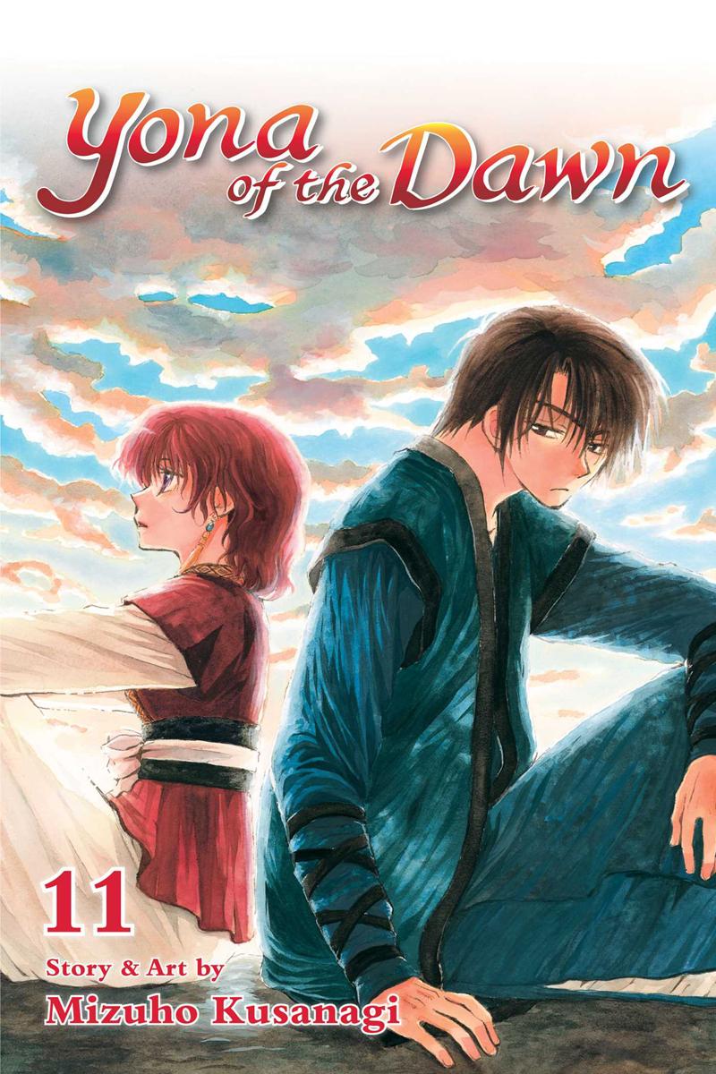Yona of the Dawn Manga Volume 11