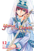 Yona of the Dawn Manga Volume 12