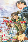 Yona of the Dawn Manga Volume 13
