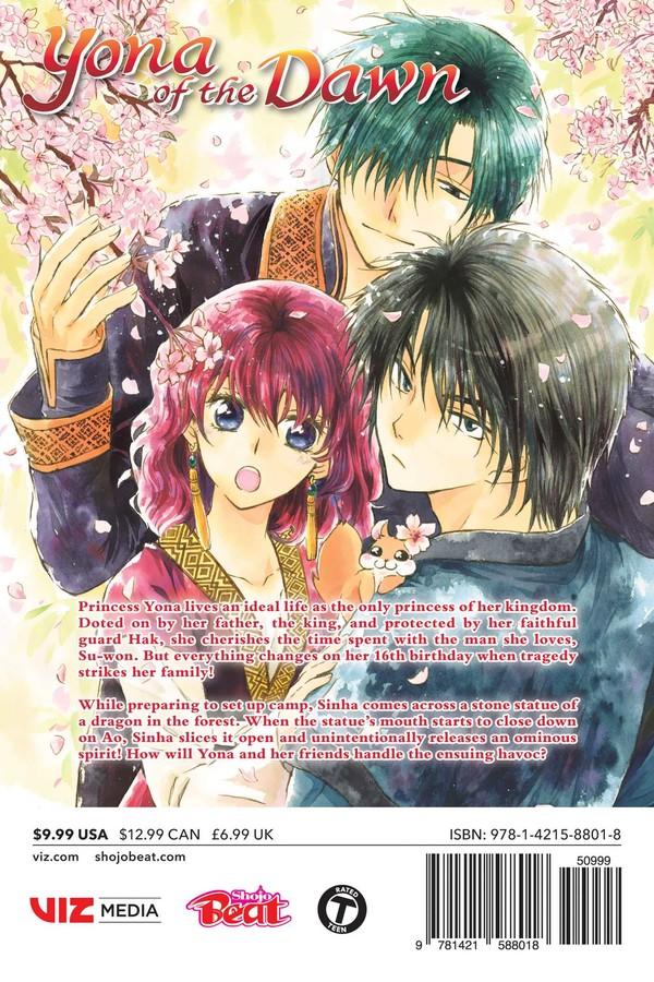Yona of the Dawn Manga Volume 19