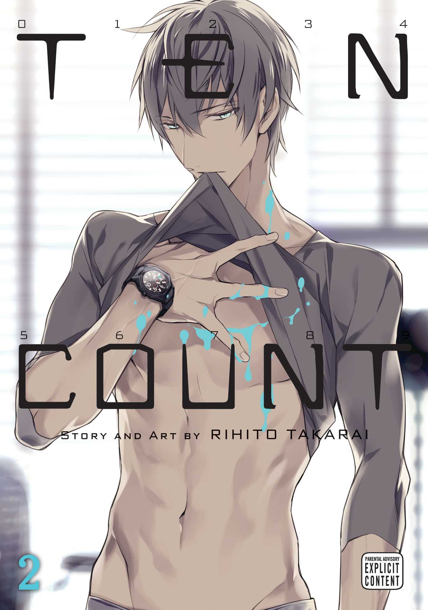 Ten Count Manga Volume 2