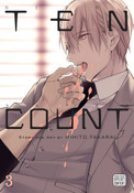 Ten Count Manga Volume 3