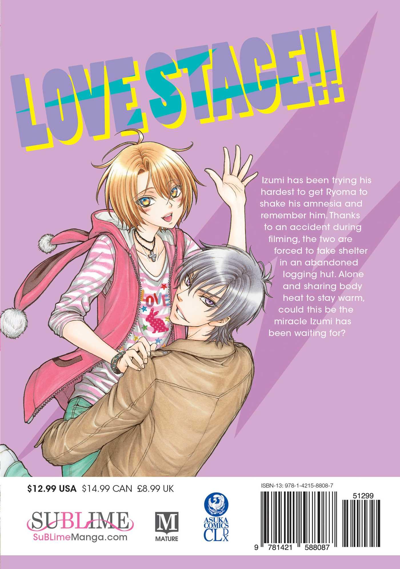 Love Stage!! Manga Volume 6 Adult