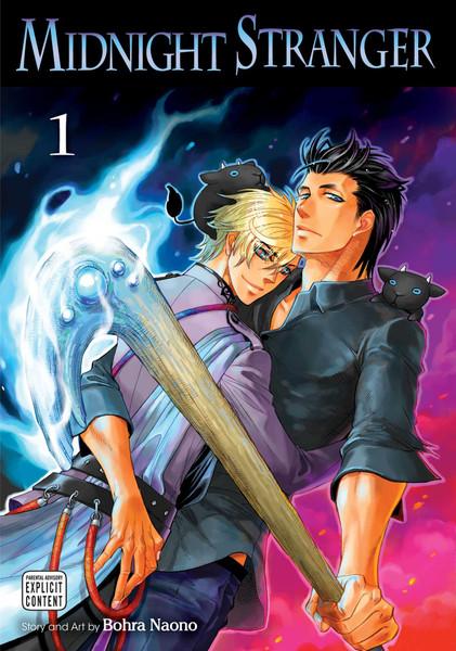 Midnight Stranger Manga Volume 1