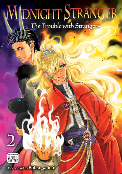 Midnight Stranger Manga Volume 2