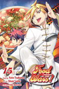 Food Wars! Manga Volume 15