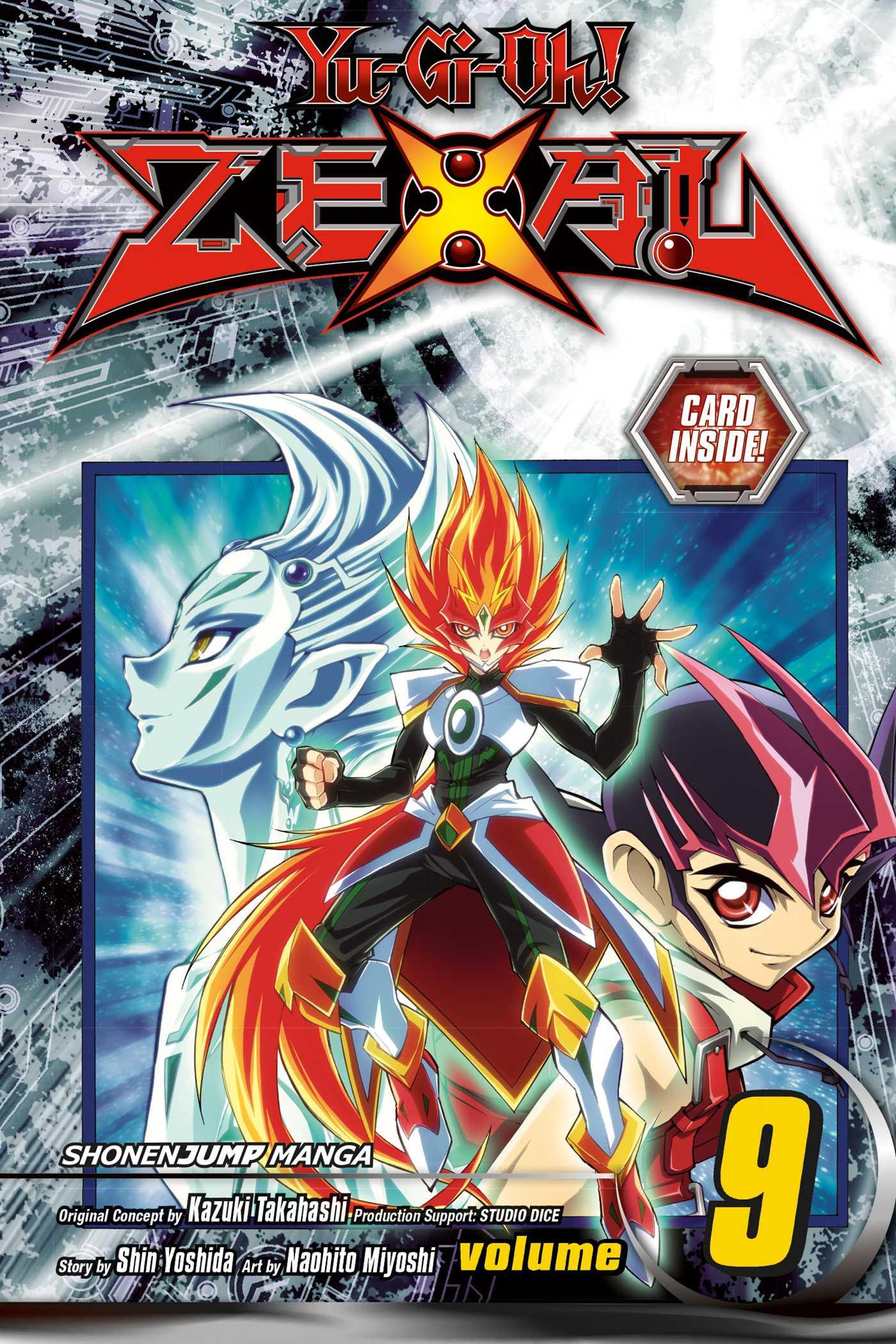 zexal manga volume 9