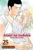 Kimi ni Todoke From Me to You Manga Volume 25