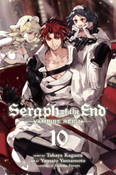 Seraph of the End Manga Volume 10
