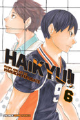 Haikyu!! Manga Volume 6