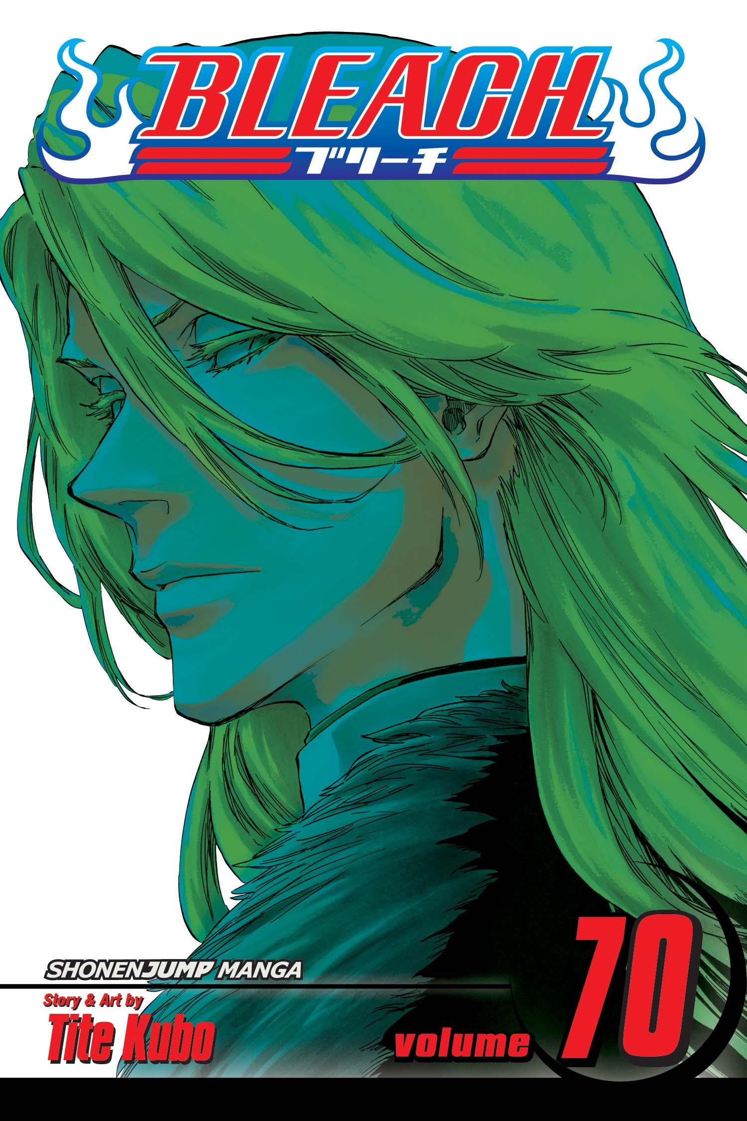 Bleach Manga Volume 70