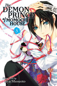 The Demon Prince of Momochi House Manga Volume 8