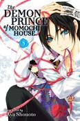 The Demon Prince of Momochi House Manga Volume 8