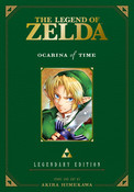 The Legend of Zelda Legendary Edition Manga Volume 1