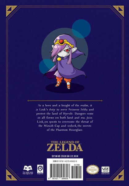 The Legend of Zelda Legendary Edition Manga Volume 4