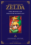 The Legend of Zelda Legendary Edition Manga Volume 4