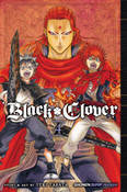Black Clover Manga Volume 4