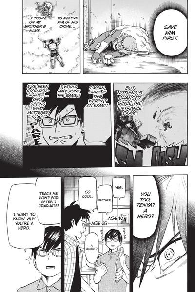My Hero Academia Manga Volume 7