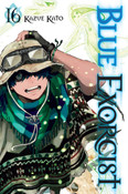 Blue Exorcist Manga Volume 16