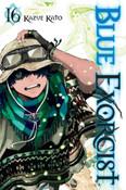 Blue Exorcist Manga Volume 16