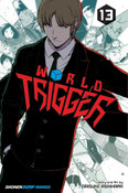 World Trigger Manga Volume 13