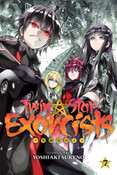 Twin Star Exorcists Manga Volume 7
