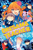 Oresama Teacher Manga Volume 21