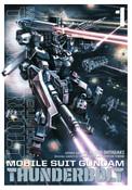 Mobile Suit Gundam Thunderbolt Manga Volume 1