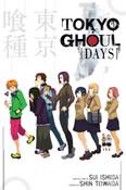 Tokyo Ghoul Days Novel