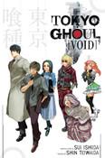 Tokyo Ghoul Void Novel