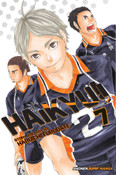 Haikyu!! Manga Volume 7