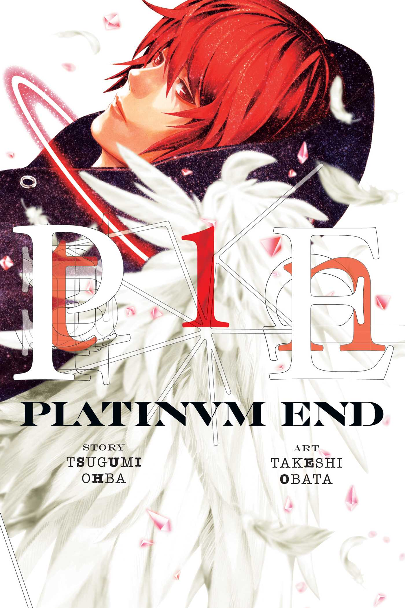 Platinum End Manga Volume 1