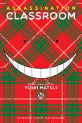Assassination Classroom Manga Volume 16