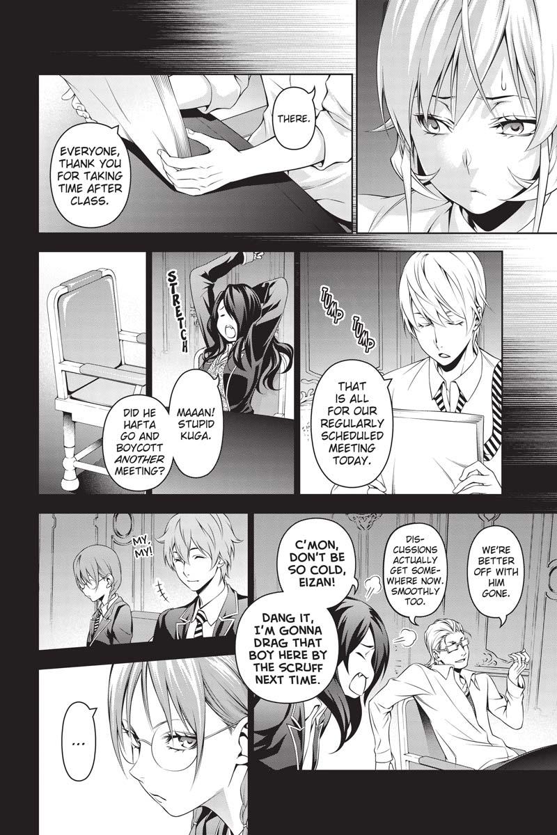 Food Wars! Manga Volume 17