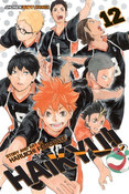 Haikyu!! Manga Volume 12