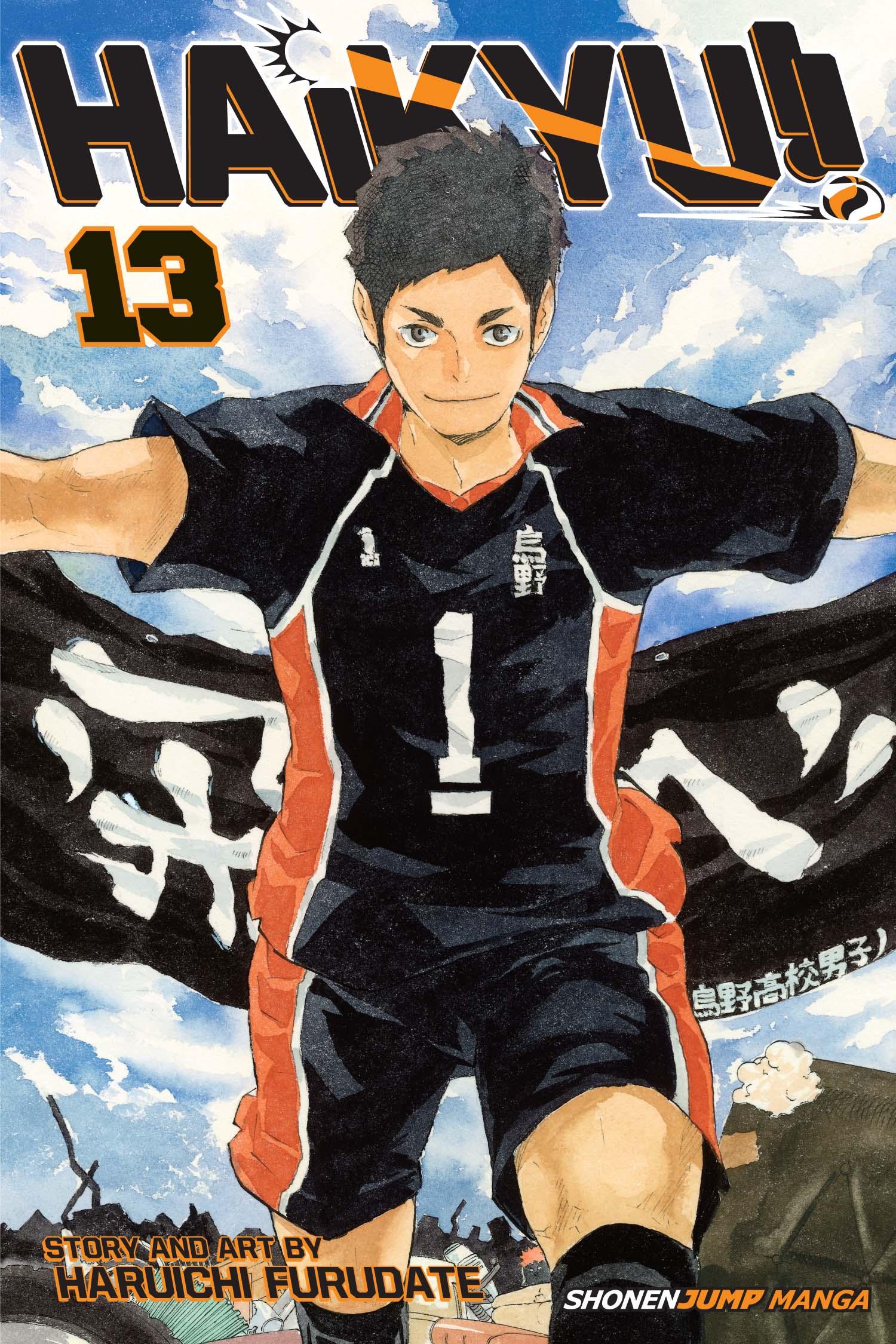 Haikyu!! Manga Volume 13