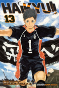 Haikyu!! Manga Volume 13