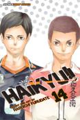 Haikyu!! Manga Volume 14