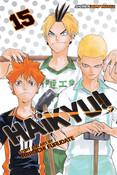 Haikyu!! Manga Volume 15