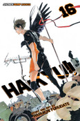Haikyu!! Manga Volume 16