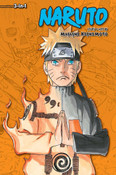 Naruto 3 in 1 Edition Manga Volume 20