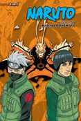Naruto 3 in 1 Edition Manga Volume 21