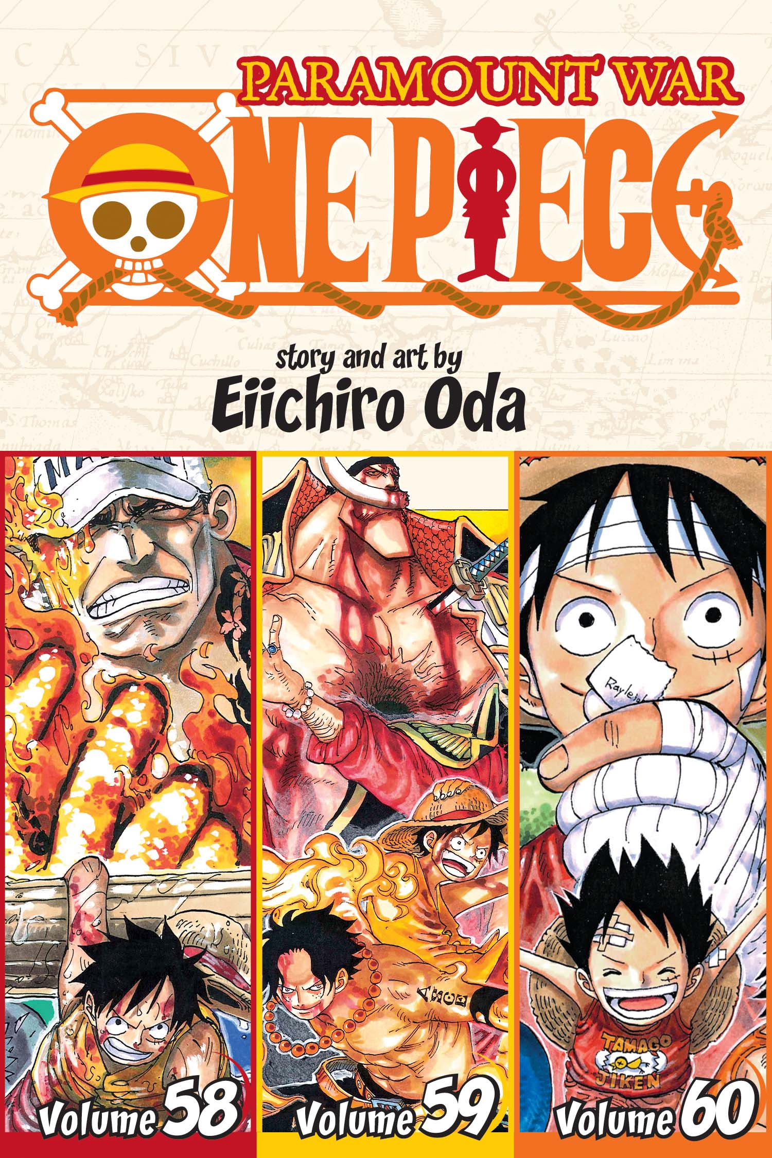 One Piece Omnibus Edition Manga Volume 20